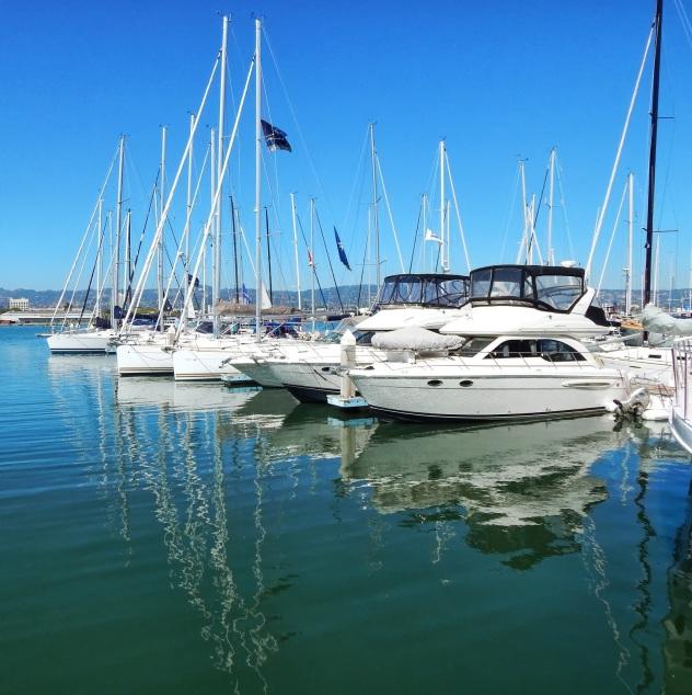 Boats Marina Alameda Bay Oakland Yachts Sail Pacific