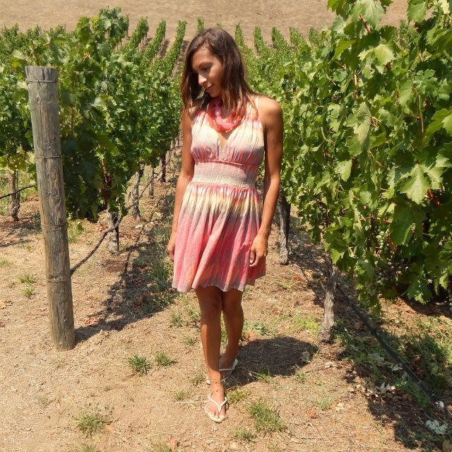 Free People, Napa Valley, Wine Country, Napa, Sonoma, Wine, Vineyard, Summer Dresses, Free People Dresses