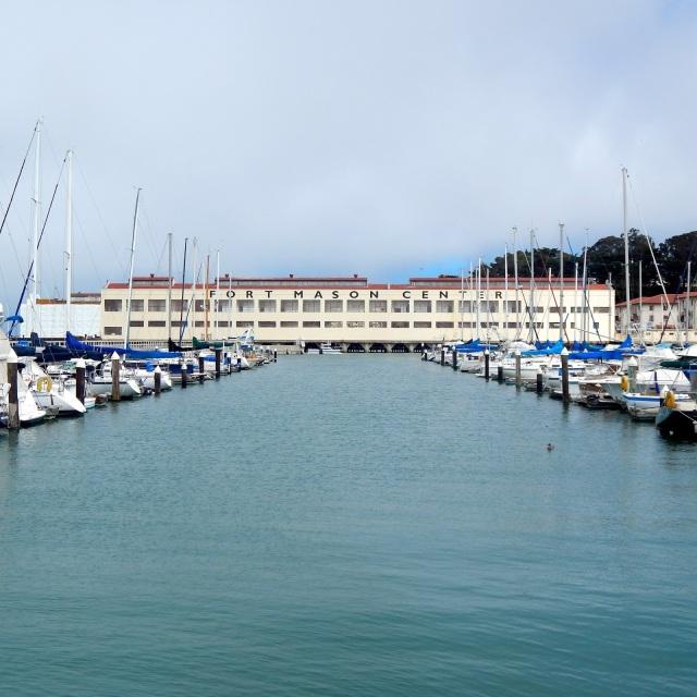 Fort Mason San Francisco, Marina Restaurant San Francisco, America's Cup San Francisco