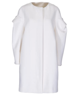 Cocoon Coats, Cape coats, Oversized Coats, Winter White Coat